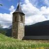 A church up the hill. thumbnail