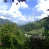 Back at Küblis - A view from the house we were renting. thumbnail