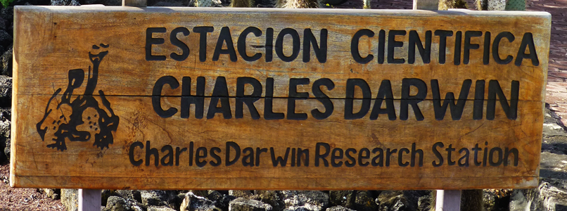Our first stop of the day was the Darwin Research Station