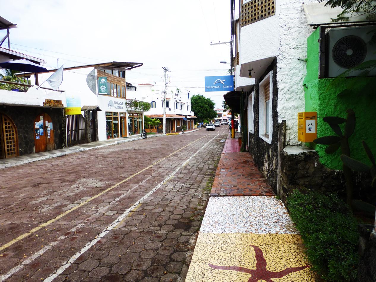 More shops in Puerto Ayora