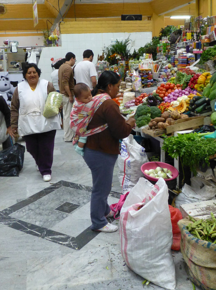 More scenes from the market